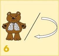 AeroChamber Plus Flow-Vu mit Kindermaske - Anwendung Schritt 6