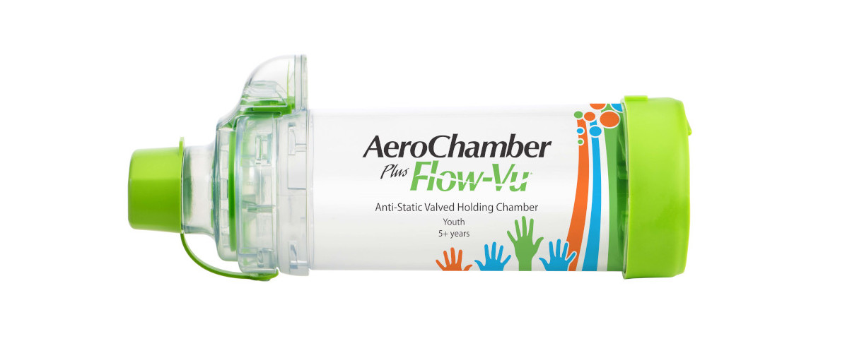 AeroChamber Plus Flow-Vu