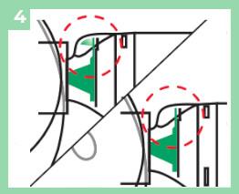 AeroHippus Anwendung - Schritt 4