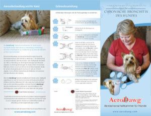 Abbildung der AeroDawg* Broschüre