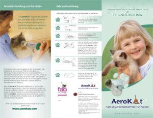 Abbildung der AeroKat* Broschüre